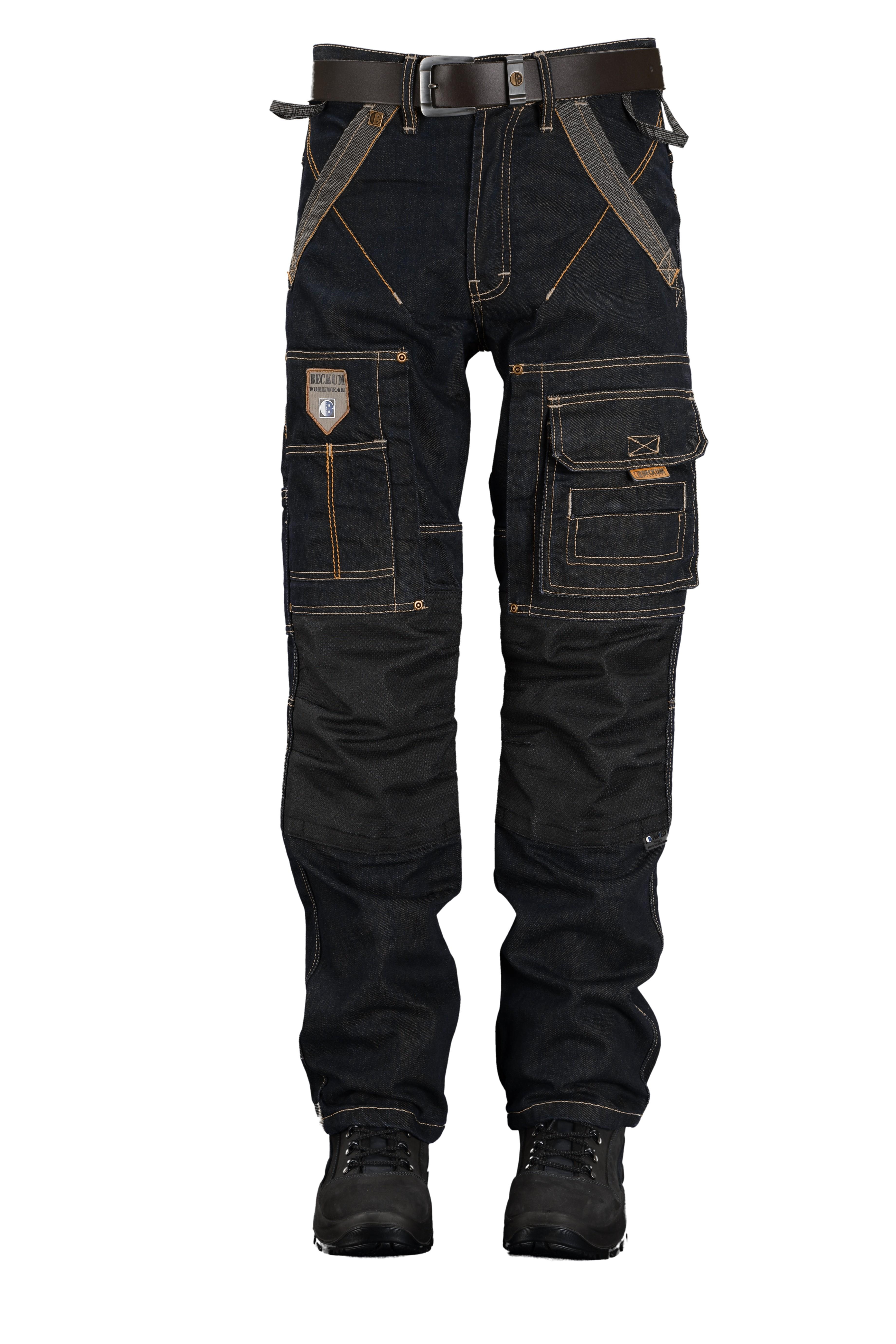 Beckum Workwear EBT14 - Voorkant groot