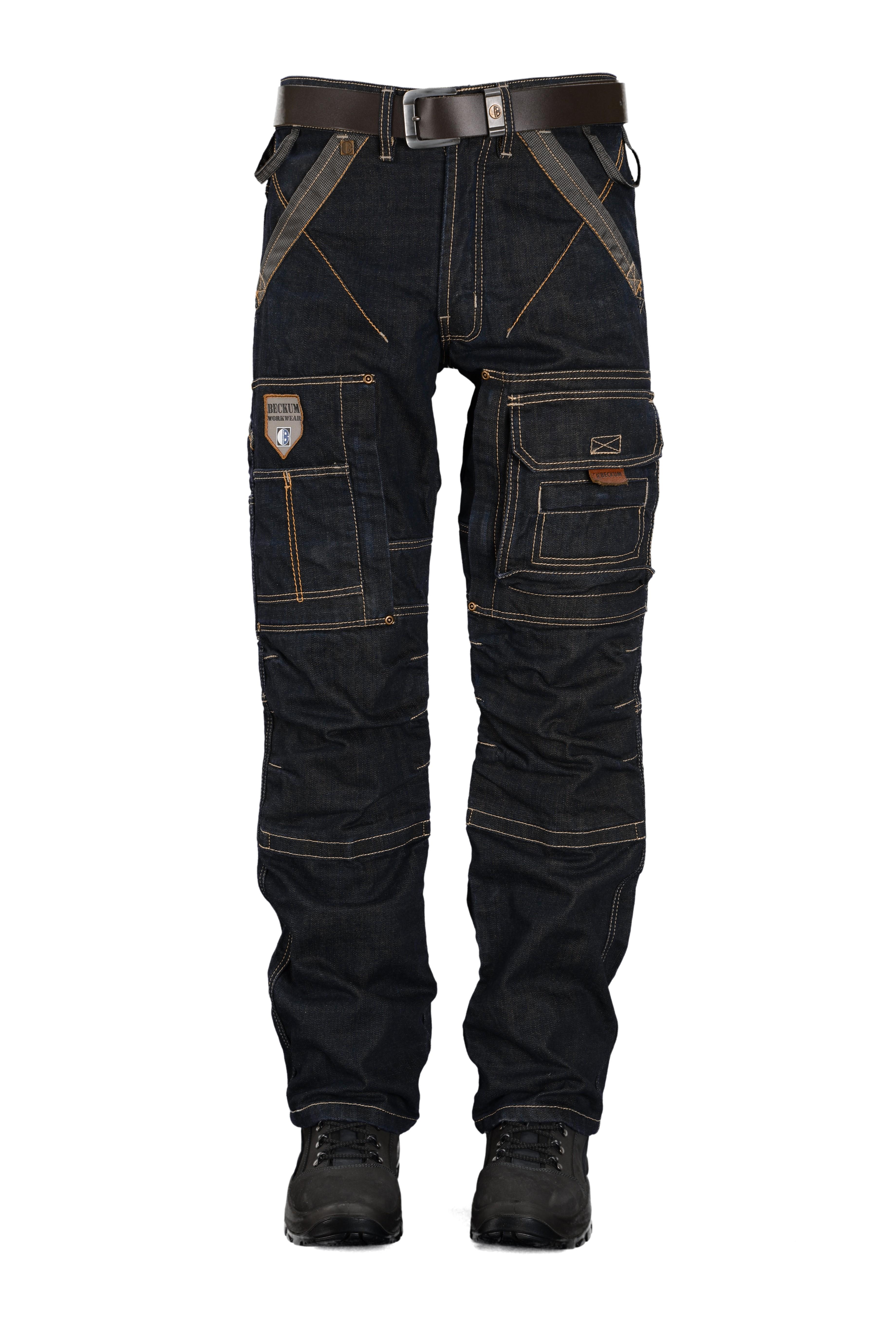 Beckum Workwear EBT24 - Voorkant groot